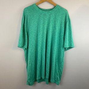 Tommy Bahama Men's T-shirt Green Size XXXL 3XL